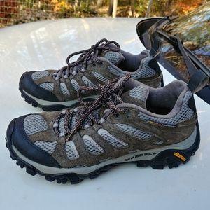 Merrell Moab ventilator hiking boots 8